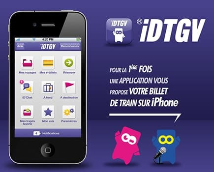 Design d'app