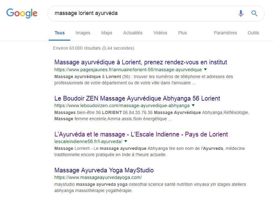 massage lorient ayurveda