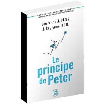 Le principe de Peter, Laurence J.Peter et Raymon Hull