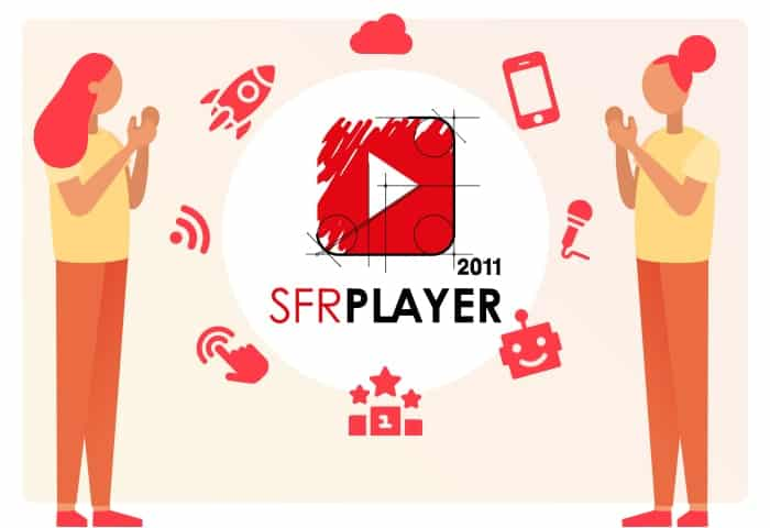 SFR PLAYER : le showroom des innovations