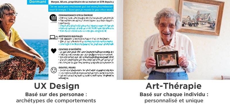 UX vs Art-thérapie : l'humain